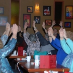 Throwback to our event at Boston Pizza