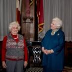 Huge Congratulations to Barb!
